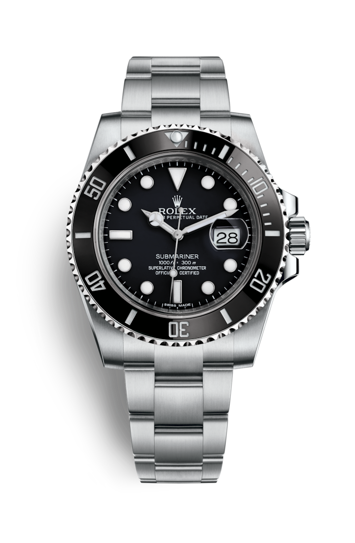 Rolex - 116610LN - Submariner - Mens