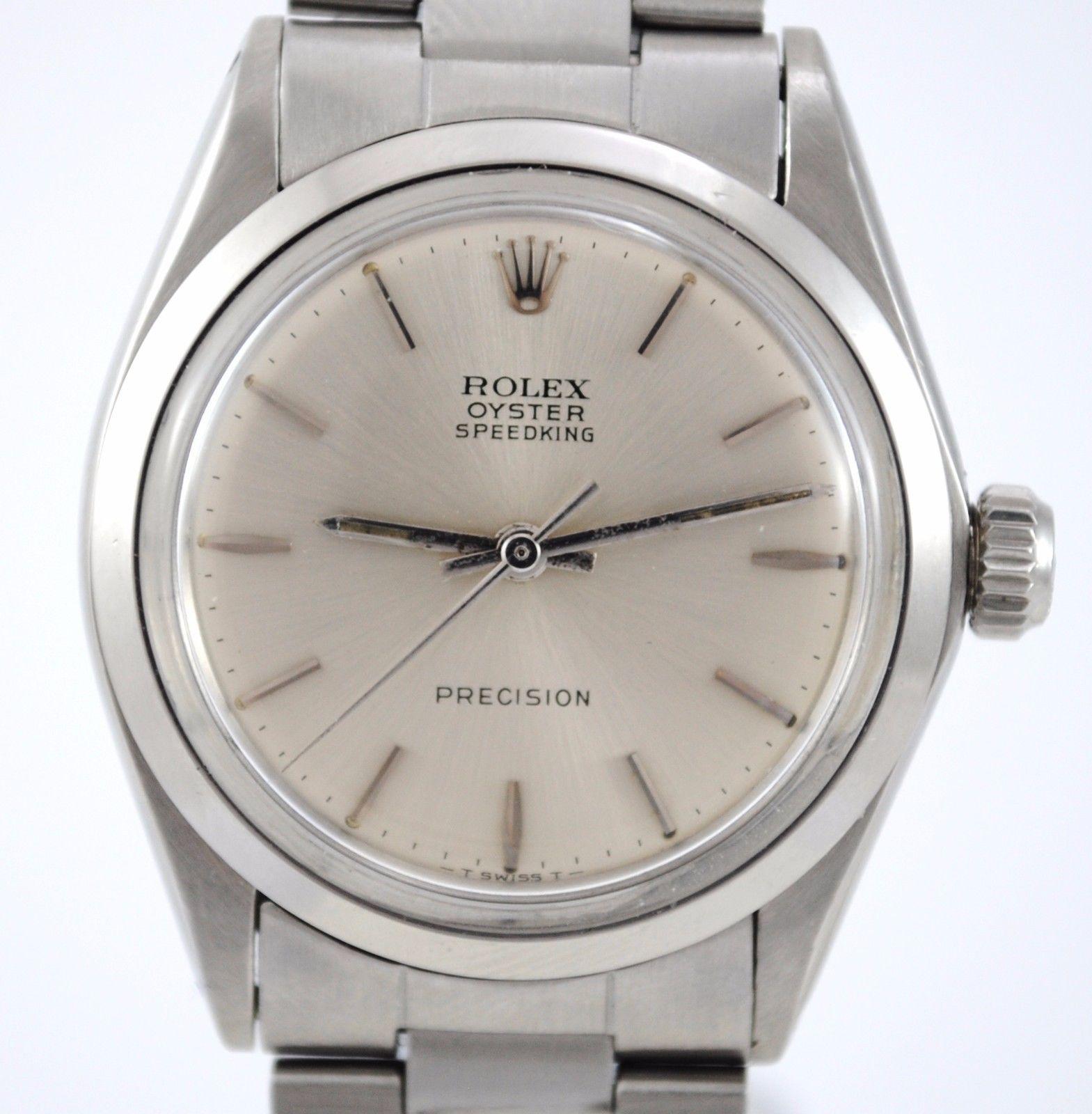 Rolex - 6430 - Speedking - Mens
