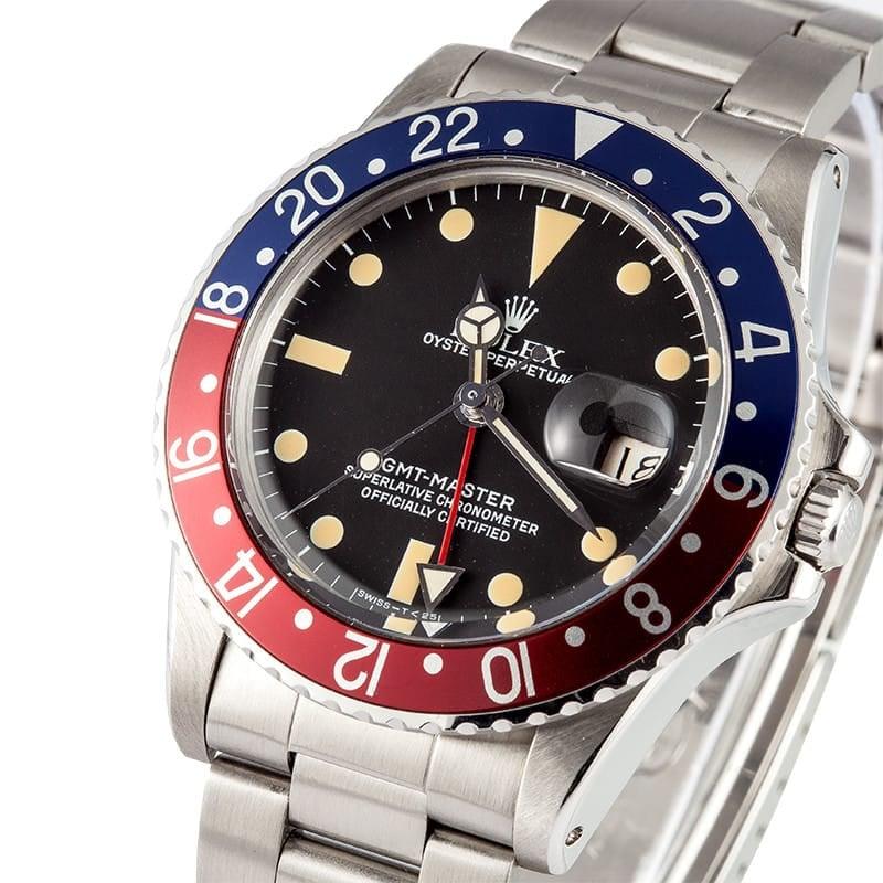 Rolex - 1675 - GMT-Master - Mens