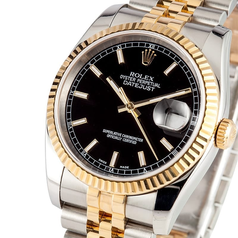 Rolex - 116233 - Datejust - Mens