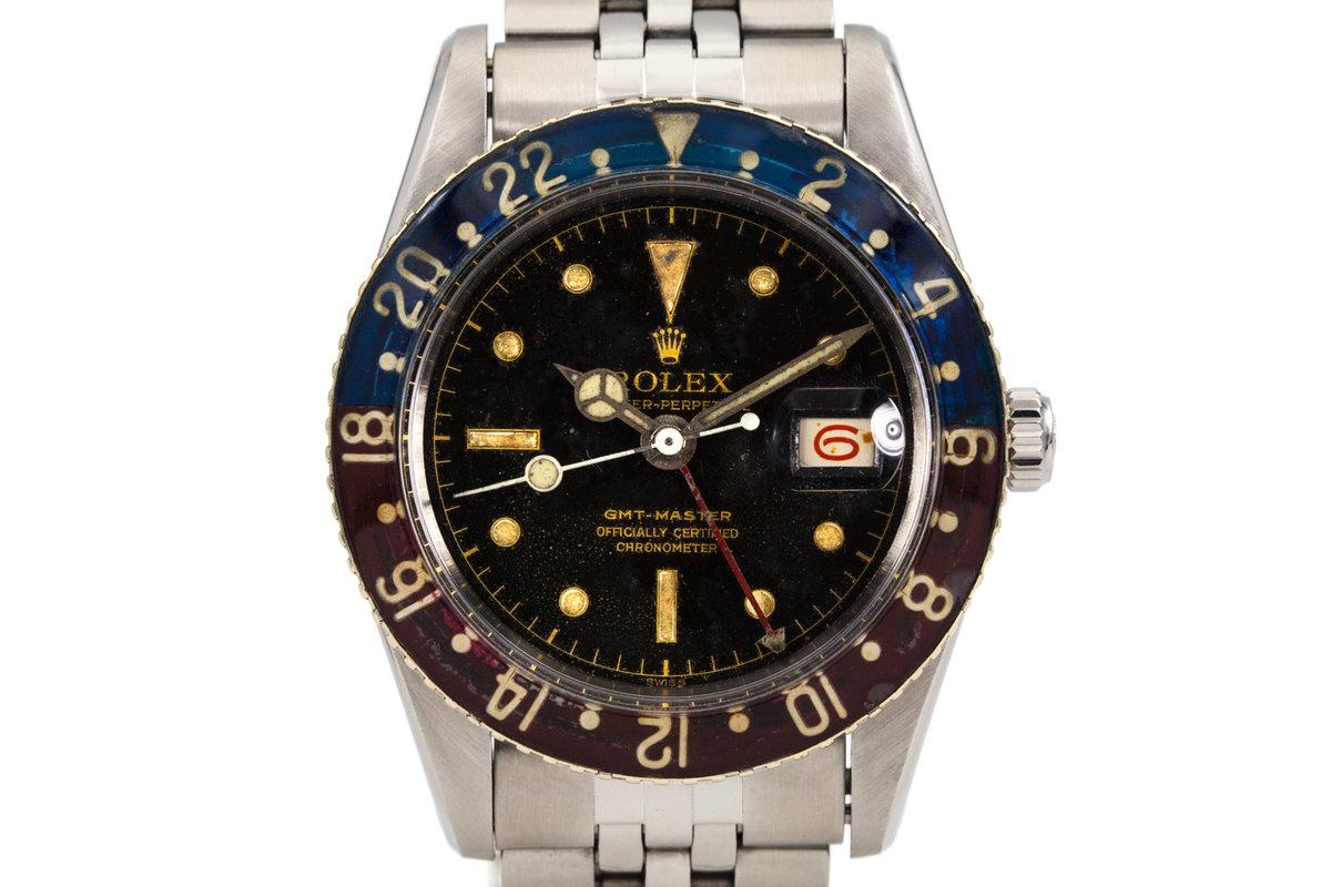 Rolex - 6542 - GMT-Master - Mens