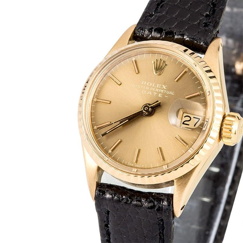 Rolex - 6517 - Datejust - Ladies