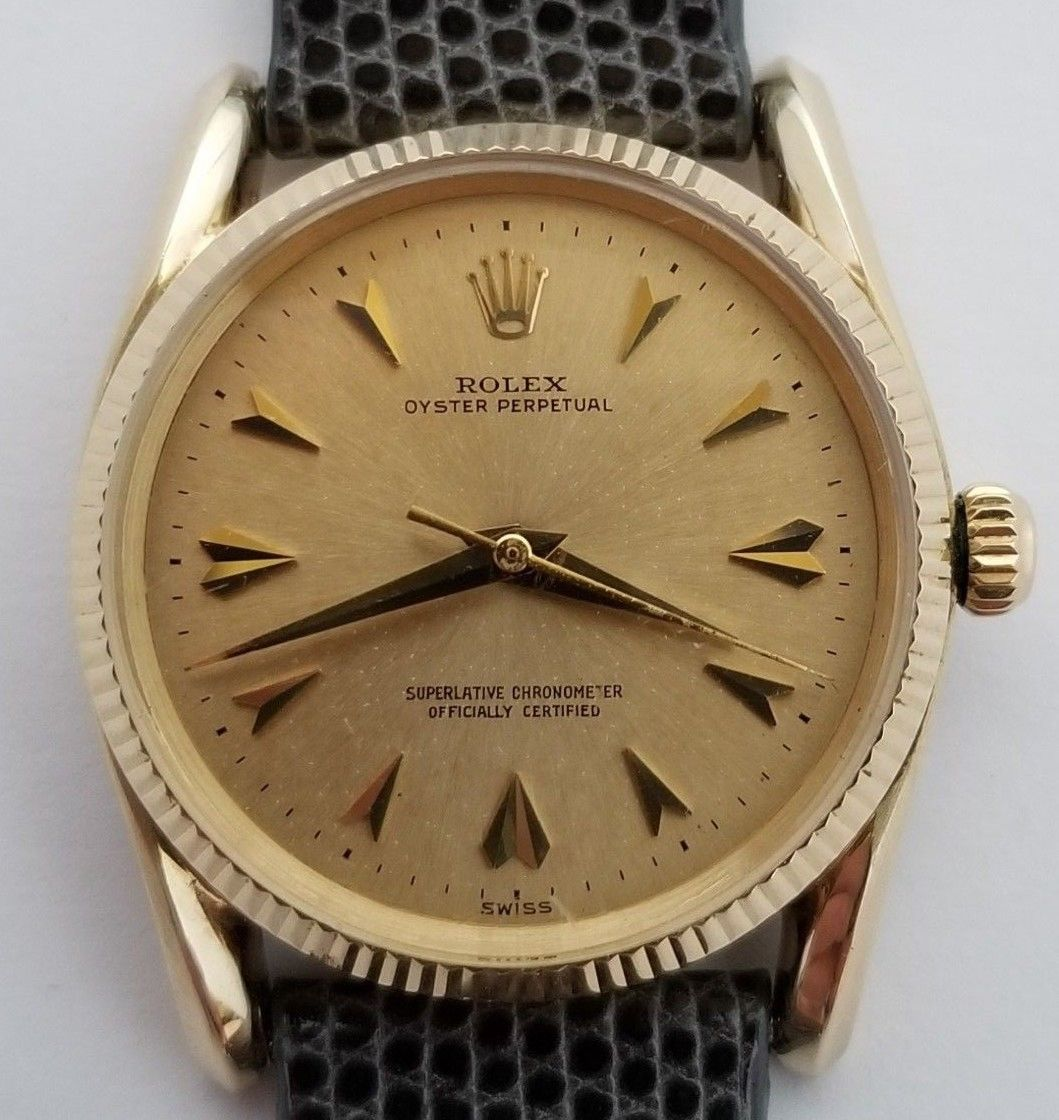Rolex - 1011 - Oyster Perpetual - Mens