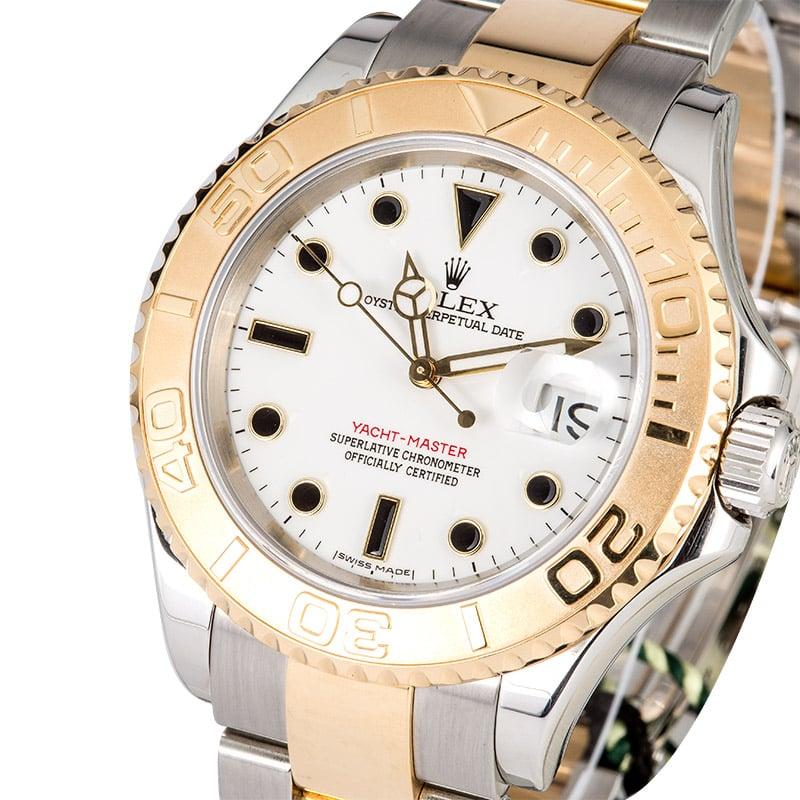 Rolex - 16623 - Yacht-Master - Mens