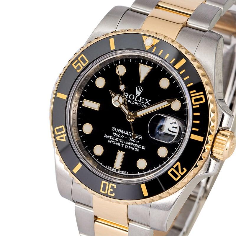 Rolex - 116613 - Submariner - Mens