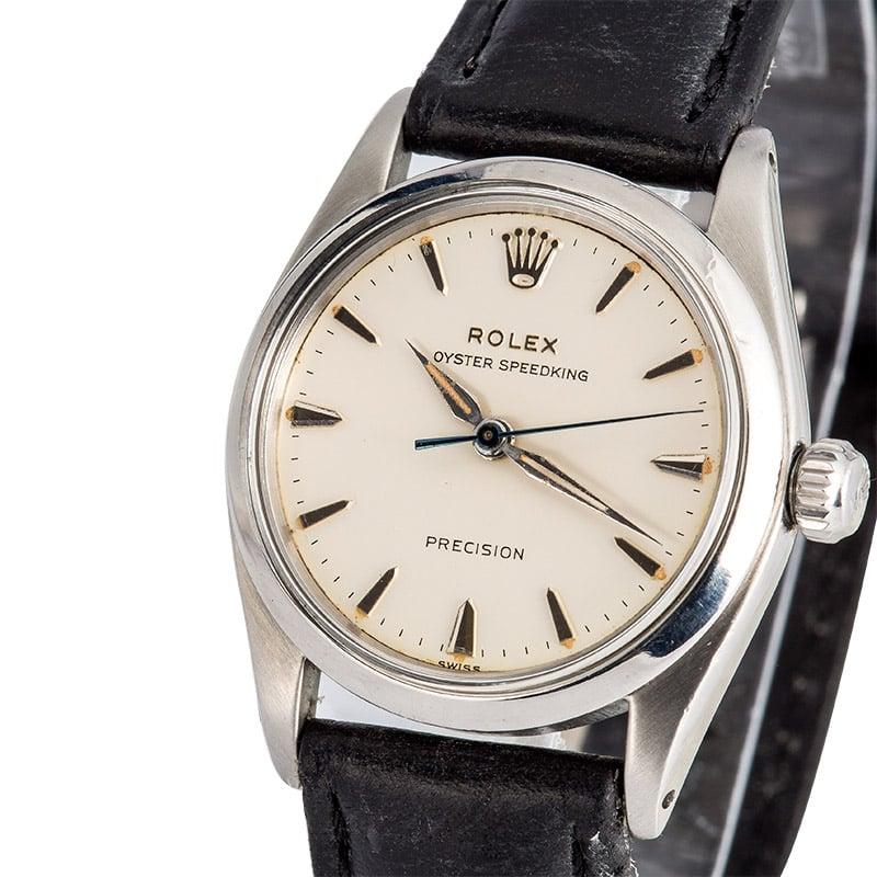 Rolex - 6420 - Speedking - Precision - Mens