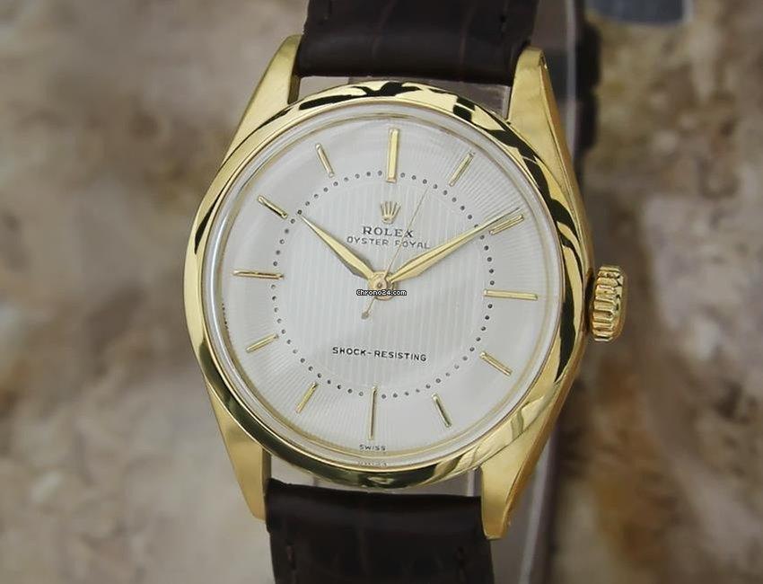 Rolex - 6444 - Oyster Royal - Precision - Unisex