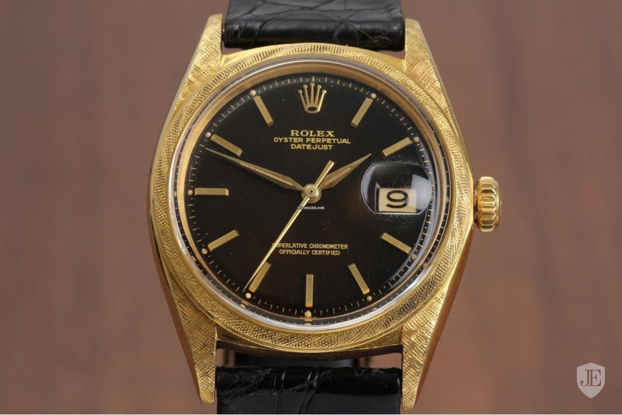 Rolex - 1602 - Datejust