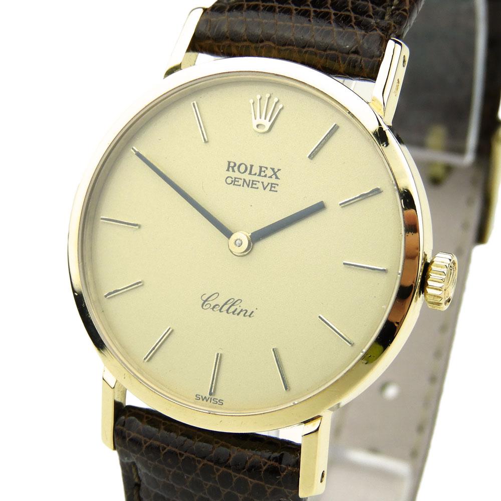 Rolex - 4109 - Cellini - Ladies