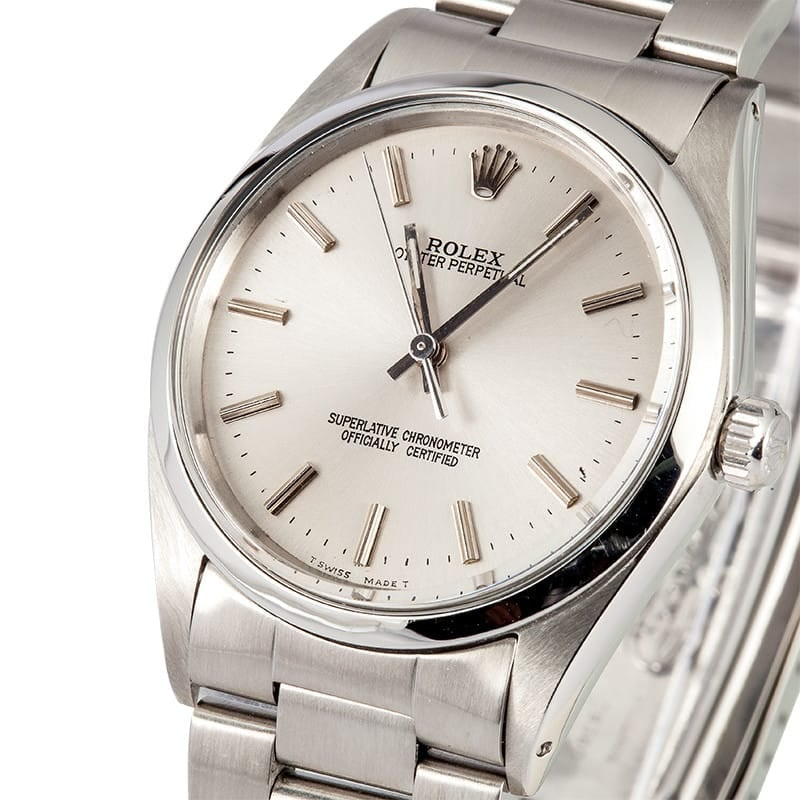 Rolex - 1018 - Oyster Perpetual