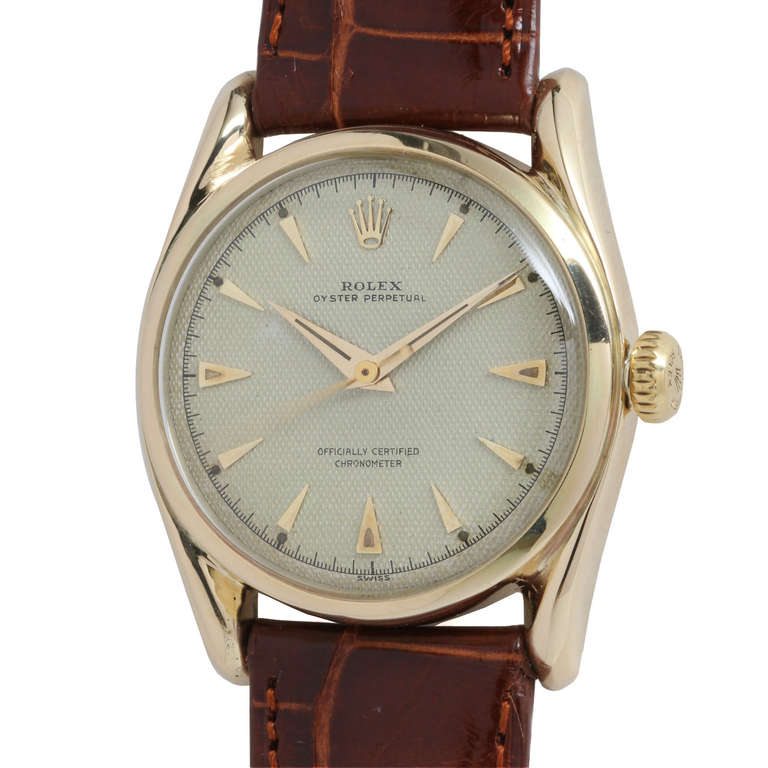 Rolex - 5018 - Oyster Perpetual - Mens