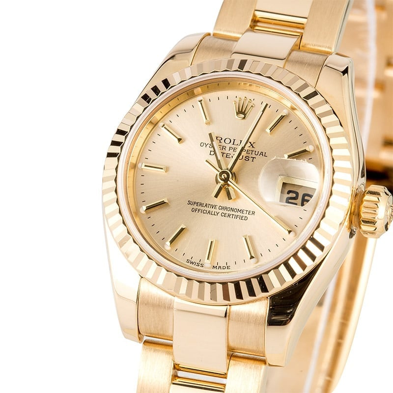 Rolex - 179178 - Datejust - Ladies