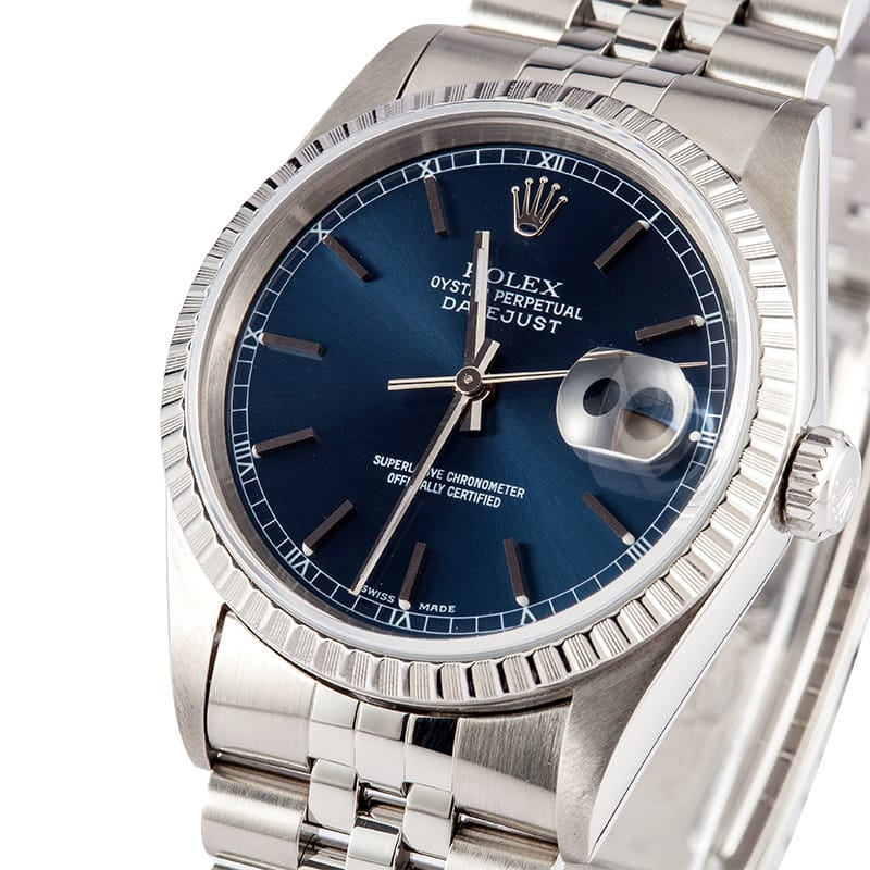 Rolex - 16220 - Datejust - Mens