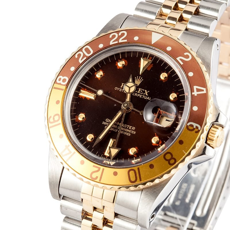 Rolex - 16753 - GMT-Master - Mens