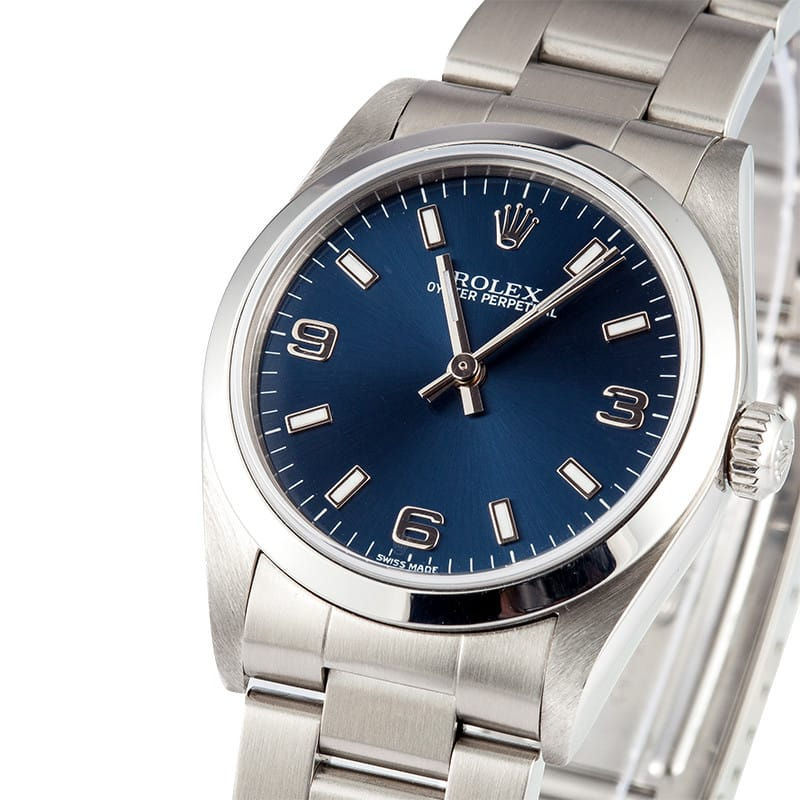 Rolex - 77080 - Oyster Perpetual - Unisex