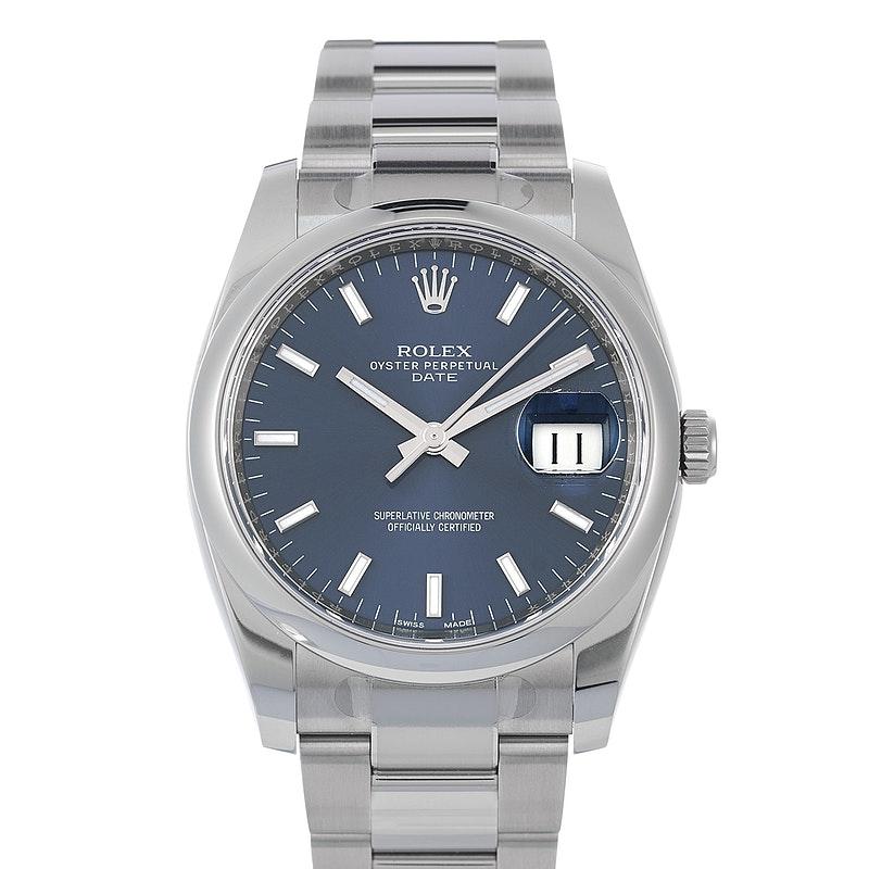 Rolex - 115200 - Date - Unisex