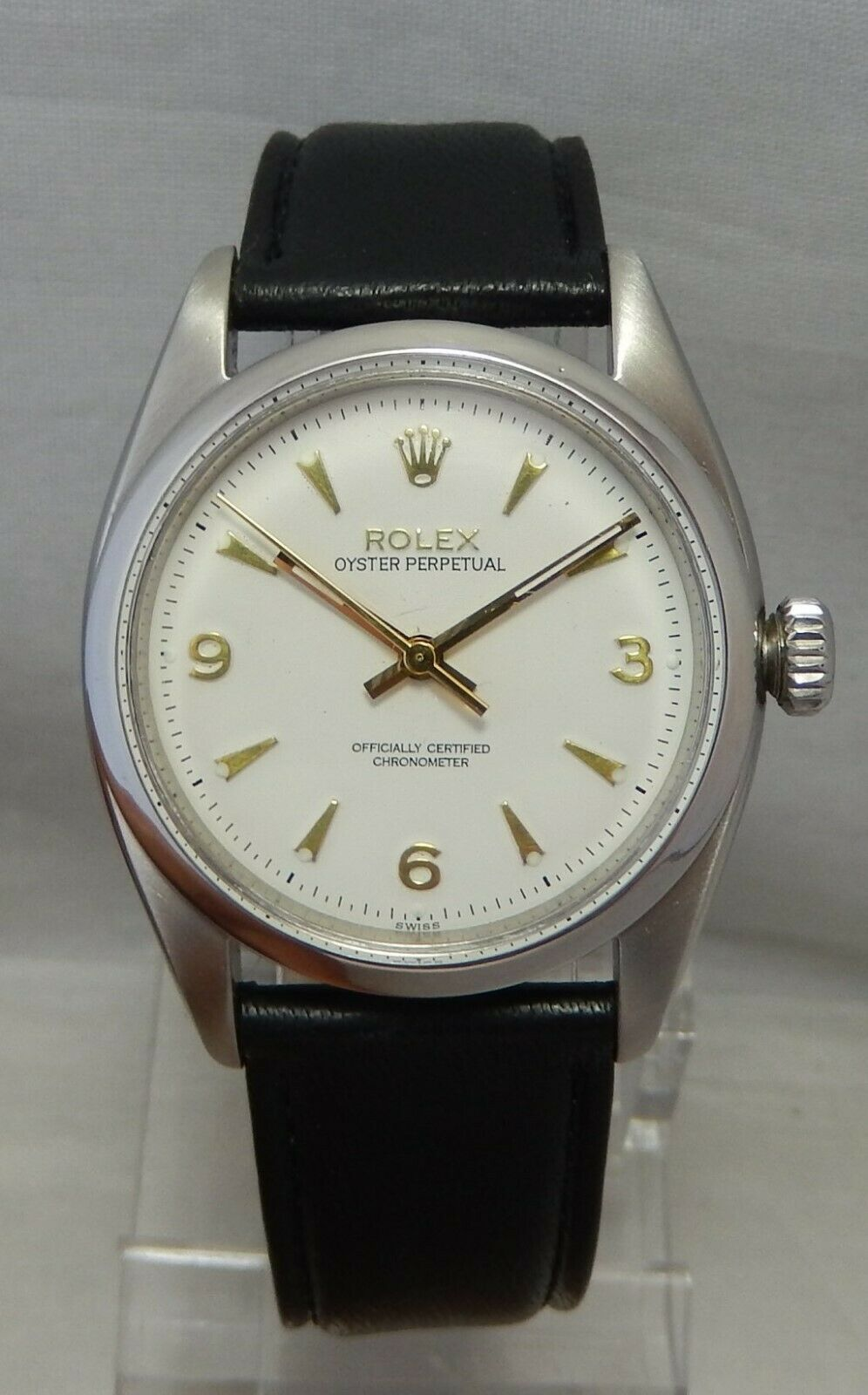 Rolex - 6580 - Oyster Perpetual - Mens