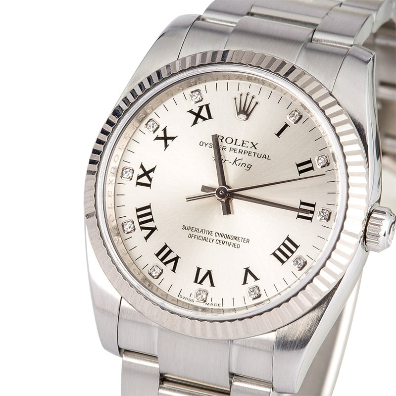 Rolex - 114324 - Air-King - Mens