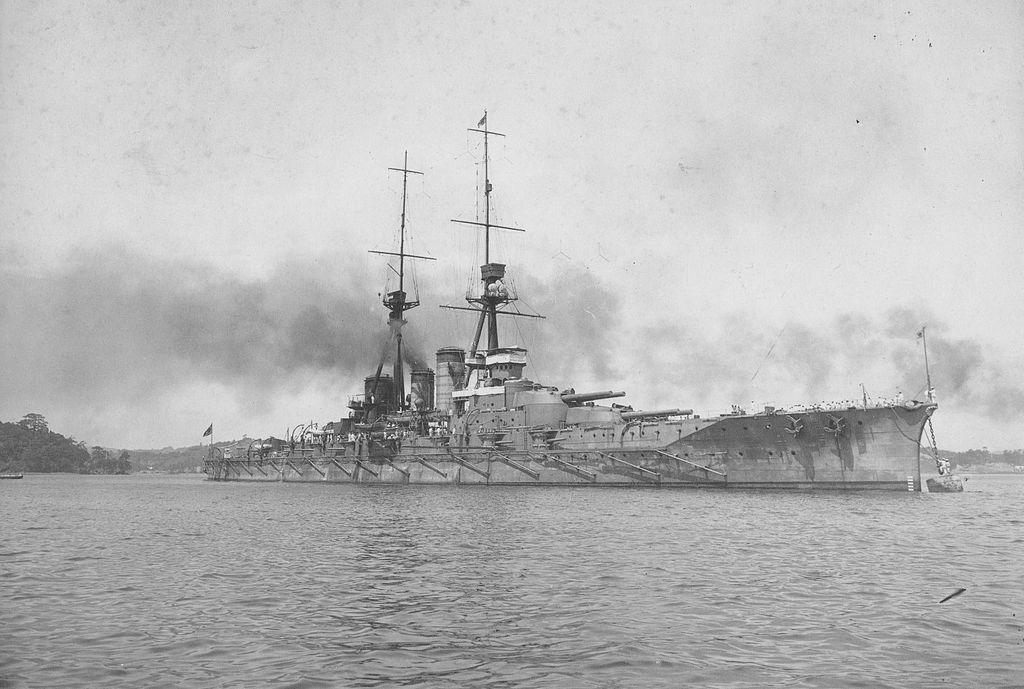 Warship Class - Kongō - Battleship