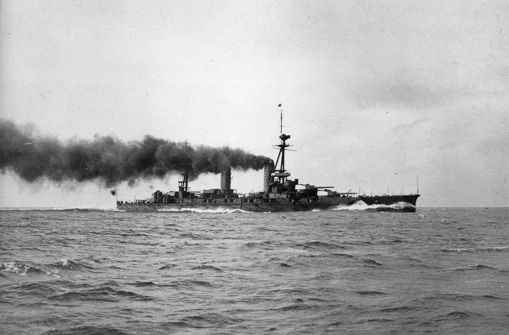 Warship Class - Fusō - Battleship - Dreadnought