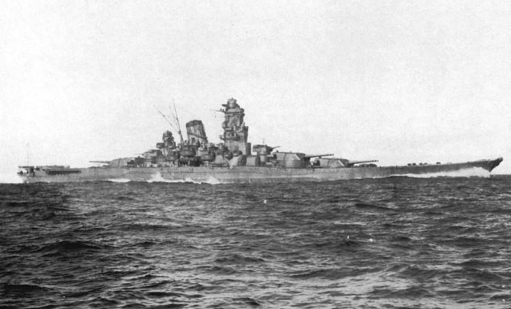 Warship Class - Yamato - Battleship