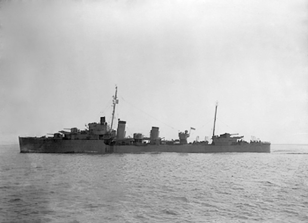 Warship Class - C and D Class - Destroyer