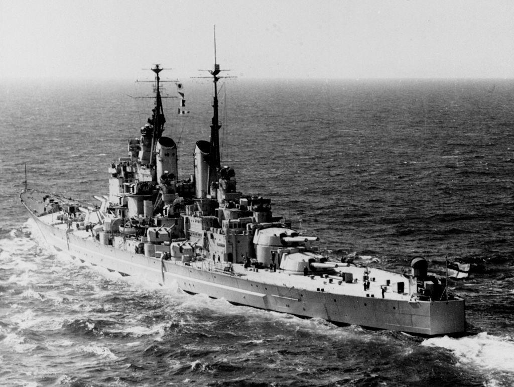 Warship Class - Vanguard - Battleship
