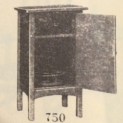 Furniture - Limbert - 750 - Cellarette