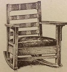 Furniture - Life-Time - 690 1/2 - Arm Chair, Spring Cushion Seat