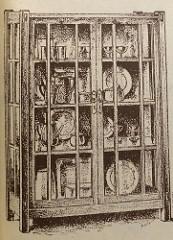 Furniture - Life-Time - 6444 - China Closet