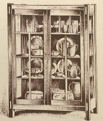 Furniture - Life-Time - 6367 - China Closet