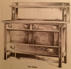 Furniture - Life-Time - 5376 - Buffet