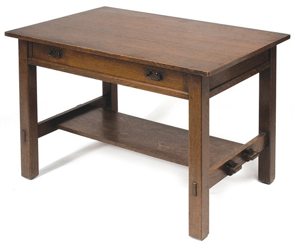 Furniture - L&JG Stickley - 529 - Library Table