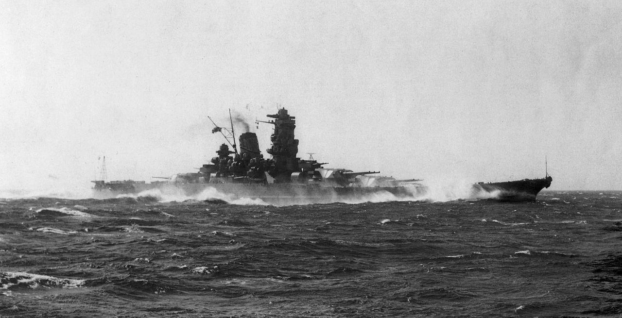 Warship - Yamato - Battleship