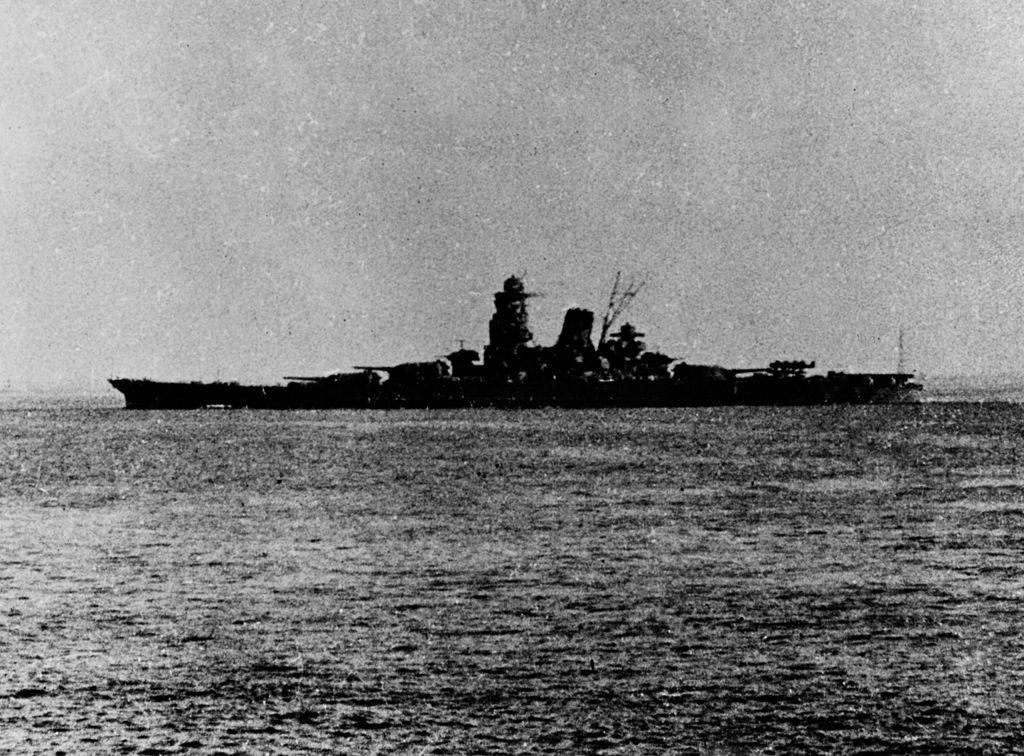Warship - Musashi - Battleship