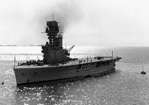 Warship - HMS Hermes - Carrier