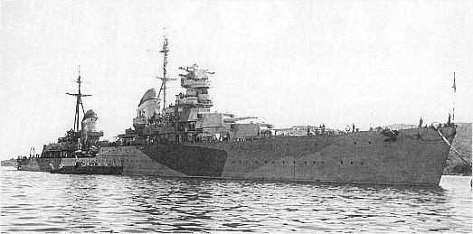 Warship - Kalinin - Cruiser - Light Cruiser