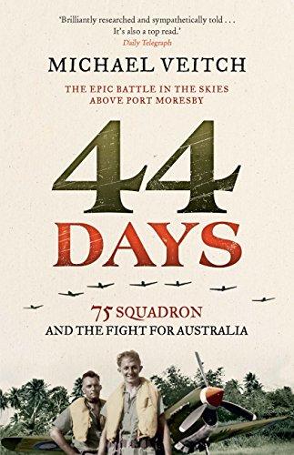 Book - 44 Days - Michael Veitch