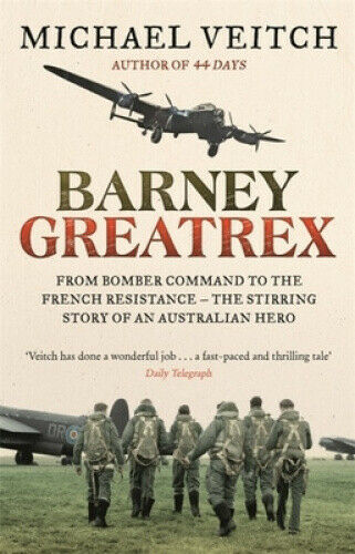 Book - Barney Greatrex - Michael Veitch