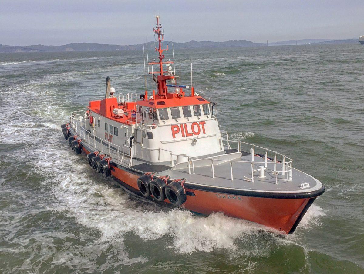 Merchant Ship Class - Pilot Vessel - Service