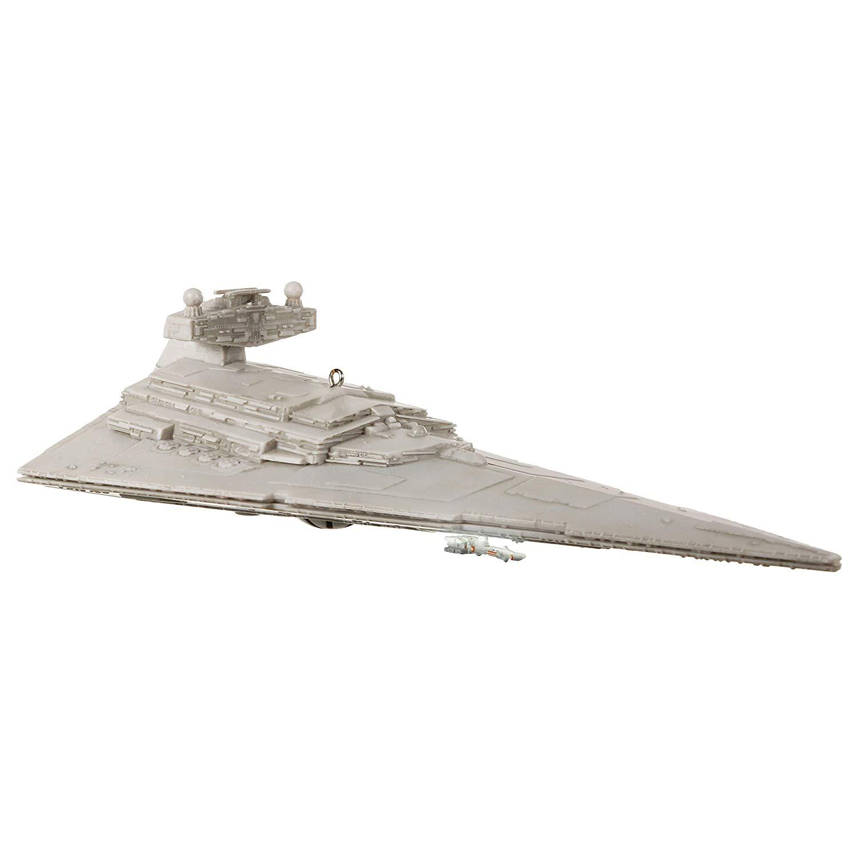 Hallmark Keepsake Ornament - Imperial Star Destroyer - 3999QXI1017