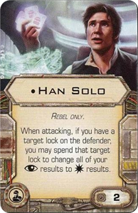 X-Wing Miniatures - Han Solo