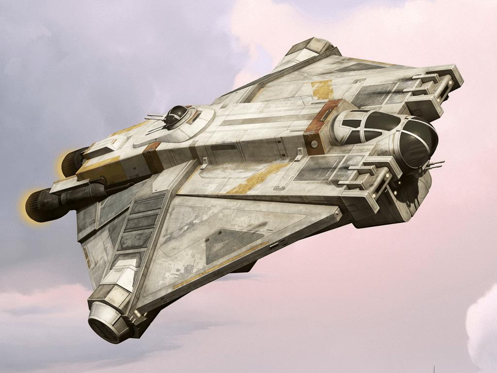 X-Wing Miniatures - VCX-100