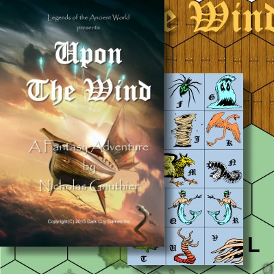 The Fantasy Trip - Upon The Wind