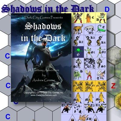 The Fantasy Trip - Shadows in the Dark