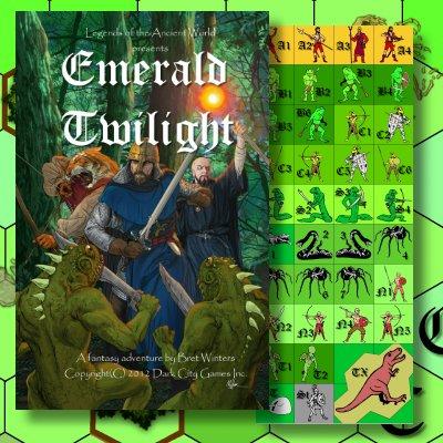 The Fantasy Trip - Emerald Twilight