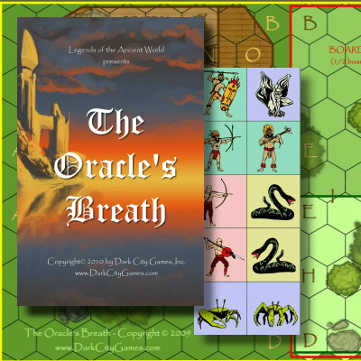 The Fantasy Trip - The Oracle