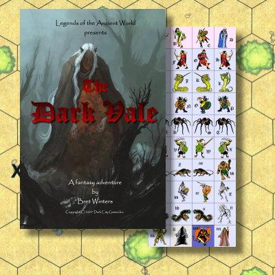 The Fantasy Trip - The Dark Vale