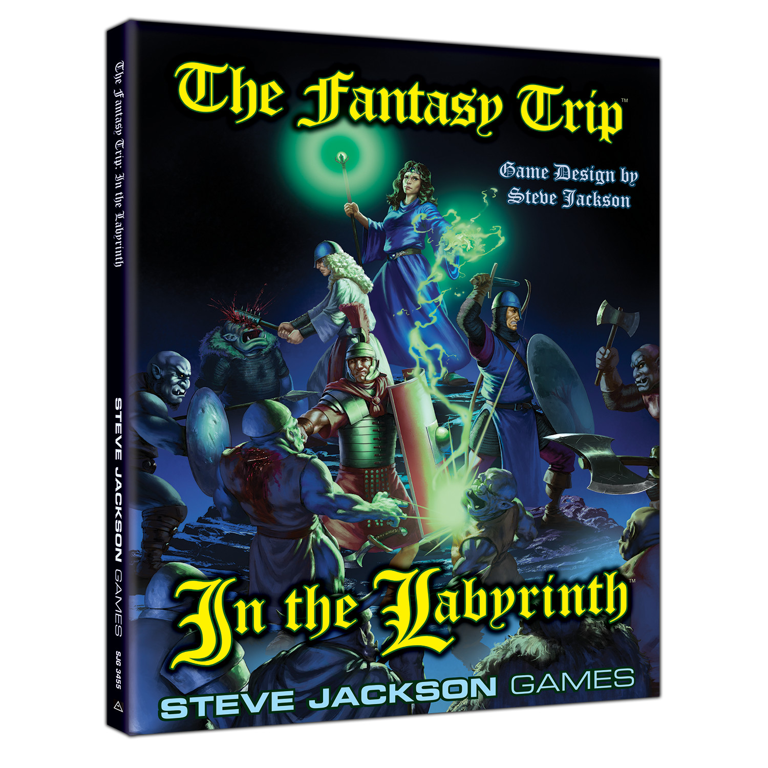 The Fantasy Trip - In The Labyrinth