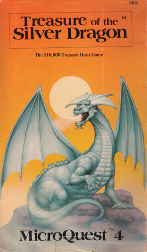 The Fantasy Trip - Treasure of the Silver Dragon